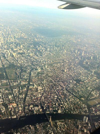 Photography Traveling Travelensa Sky Bangkok City Bangkok Sky The Journey Is The Destination