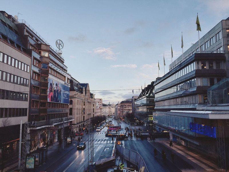 Hamngatan, Stockholm Cities Of Europe Stockholm Stockholm, Sweden Cityscape City Street EyeEm Stockholm