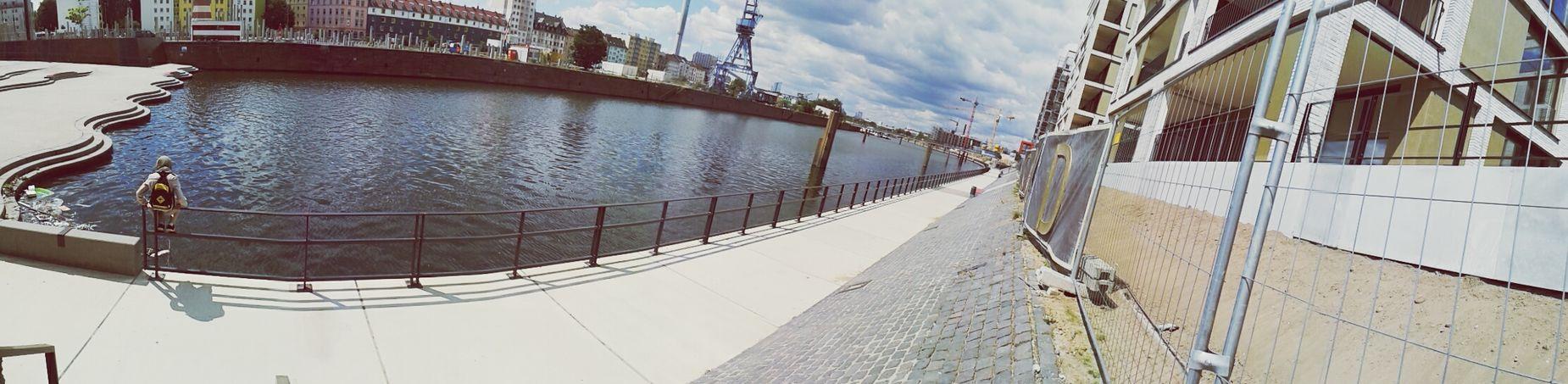 Hafenviertel Main