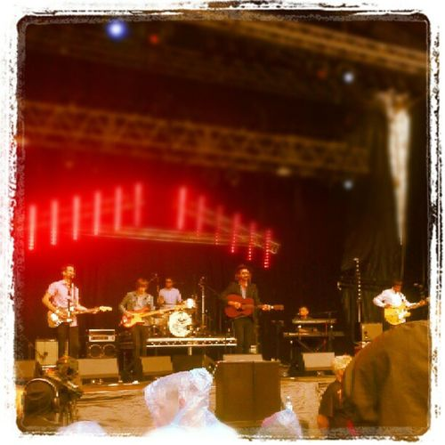 @youngrebelset owning the stage at @stcktnweekender. Awesome YRSarmy