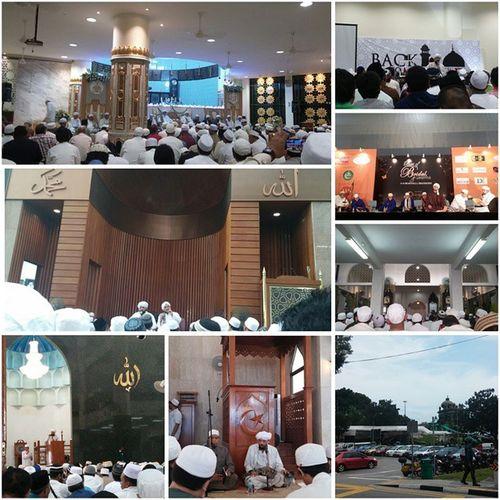 Alhamdulillah. We can only plan, but Allah determine... 18 -22dec2015 Haul Mawlid Love WhoisMuhammad Ulama Habaibs Islam