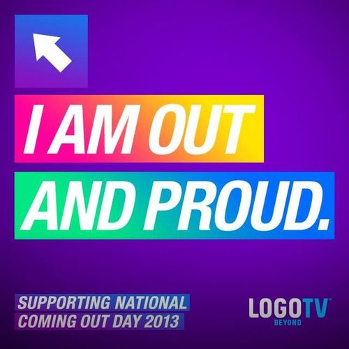 Out &proud Logotv