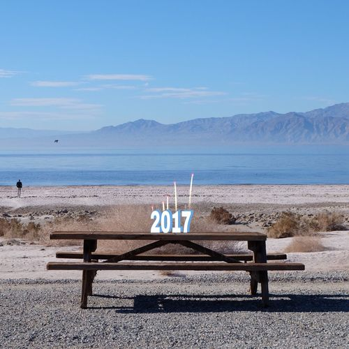 Happy 2017 Salton Sea