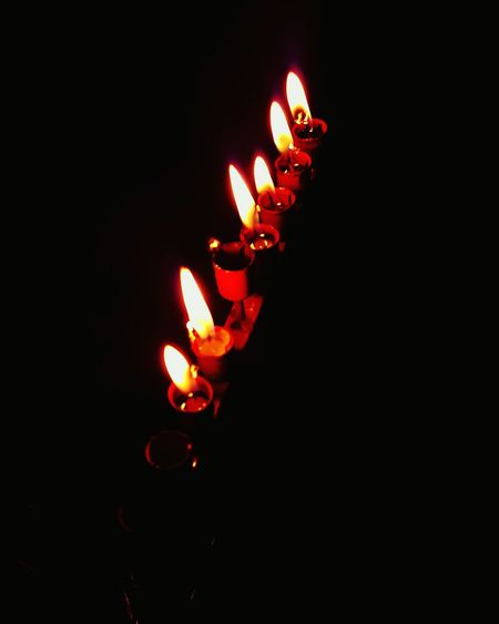 Hannuka Netanya Home_sweet_home Hannukahcandles חנוכה נרשישי חג Candles Light חגשמח נרות אור Jewishlife Hanukkah Jewish Ig_israel Flame Celebration Heat - Temperature Diya - Oil Lamp Burning Diwali Tradition