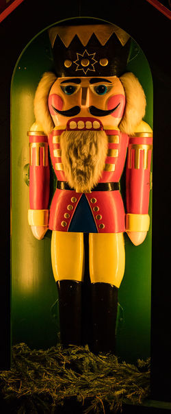Leipzig Nutcracker Weihnachten Weihnachtsdeko Weihnachtsstimmung Weihnachtszeit Close-up Day Indoors  No People Weihnachtsmarkt