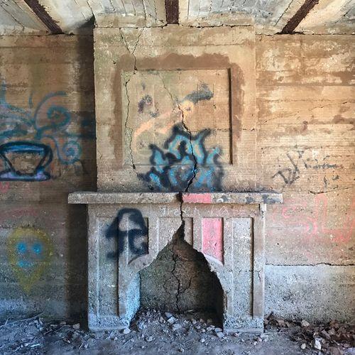 A forgotten place. First Eyeem Photo