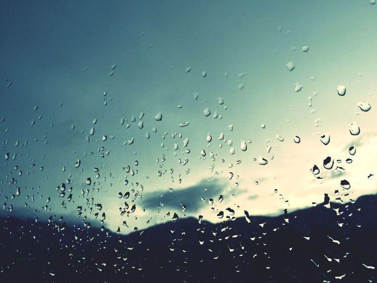 Rainy Days Rain Window View Skyporn View Beautiful ♥ Taking Photos After The Rain OpenEdit Cheese!