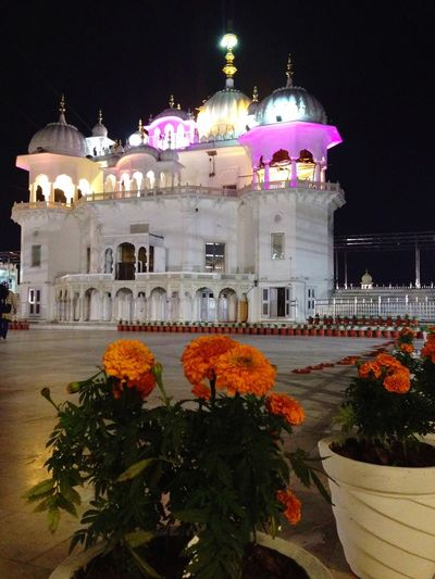 Kesgarh Sahib Punjab Sikh Temple Sikhism India Gurdwara ANANDPURSAHIB