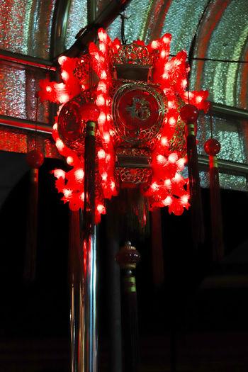 Red Lighting