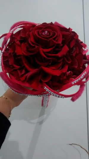 Stage Formagreen Rose Red Roses Et Cadre Stabilisées Eternelle Fabilaurefleuristechateauarnoux Chateau-arnoux St Valentine's Love ♥ Gift Flowers,Plants & Garden Stage