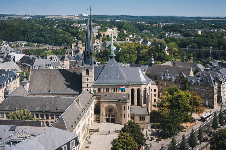 Architecture City Cityscape Luxembourg Nature Building History Outdoor Photography Outdoors Palace