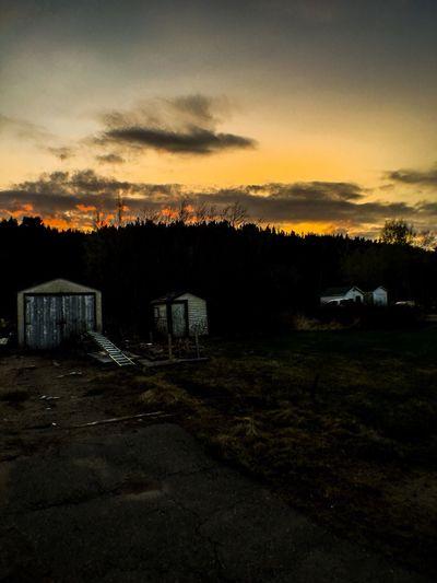 Iphonography Shot On IPhone 6s Rural Scenes Gambo Newfoundland