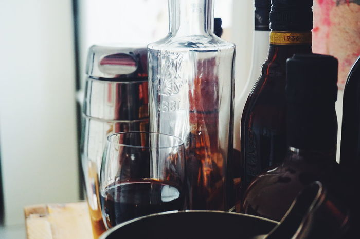 Alcohol bottles Alcohol Alcohol Bottles Alcoholic  Alcoholic Drink Bar Bottle Bottles Bottles Collection Close-up Day Indoors  No People Shaker