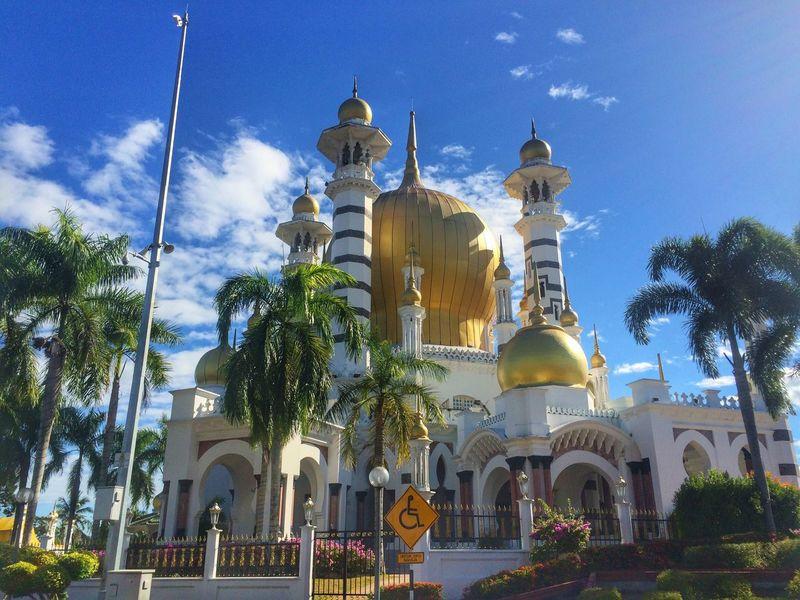 Masjid Ubudiah Kuala Kangsar Malaysia