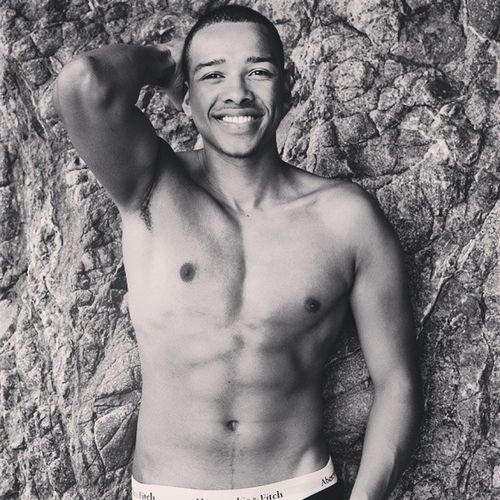 3x Black & Whits Smile for the camera... Throwback picoftheday shoot Abercrombie&Fitch