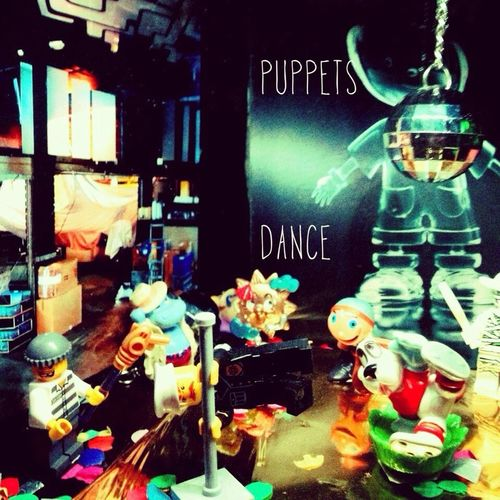 We let the puppets dance