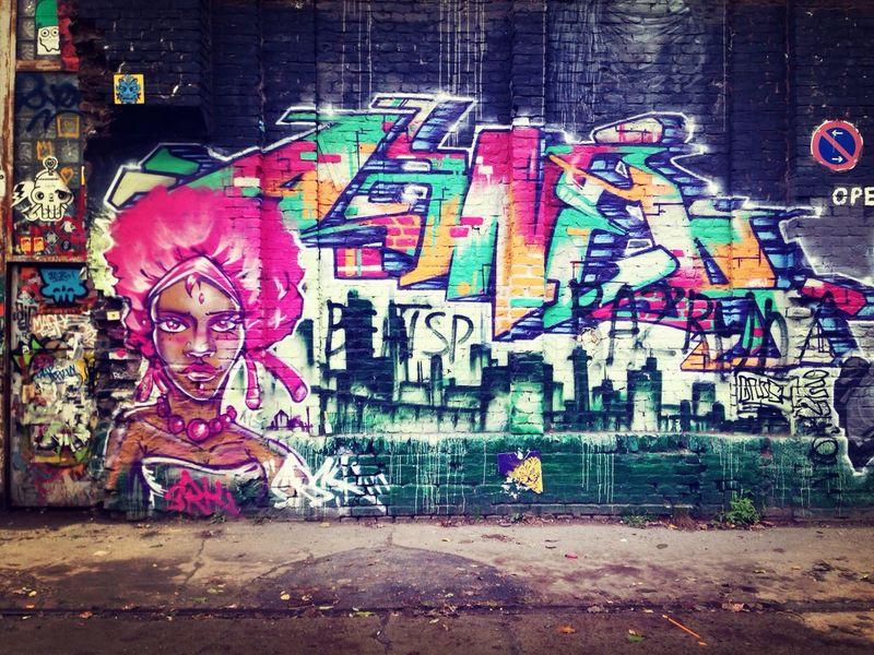 Graffiti My Fuckin Berlin Friedrichshain