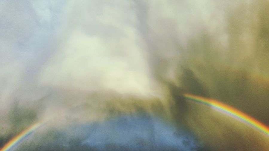 Rainbow Rainclouds