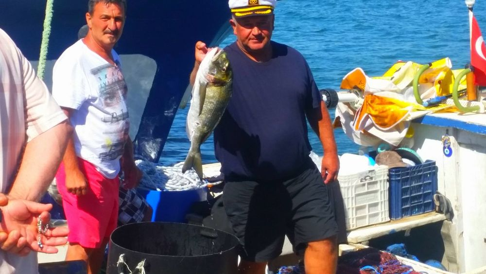 Hmmmmm  Fisherman Fhish Summer