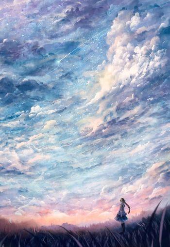 Clouds Bulut Bulut☁ Manzara Gokyuzu Manzara Dediğin  Aşk Love Lovely Weather