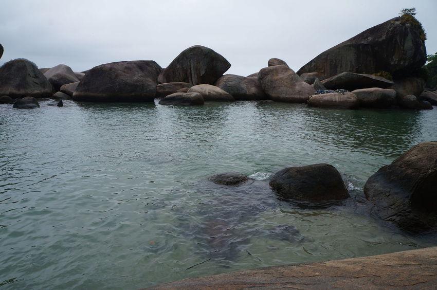Beach Sea Water Travel Destinations Paraty - RJ Brasil ♥ Trindade RJ