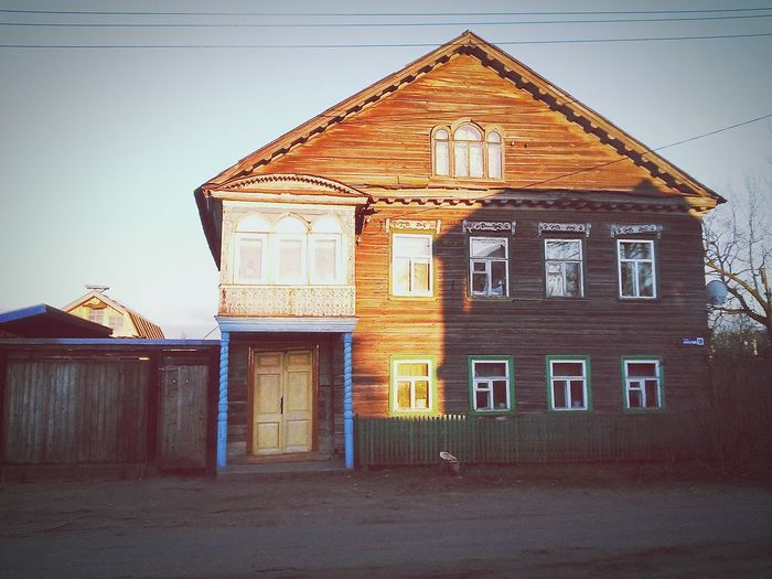 Russia Taking Photos Тихвин Streetphoto_color