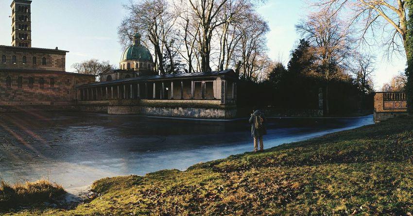 Right outside of Sanssouci Park in Potsdam, Germany. Hello World Berlin Potsdam Sansoucci Park Sanssouci Wanderlust Adventure Travel Googlecamera First Eyeem Photo January Showcase: January