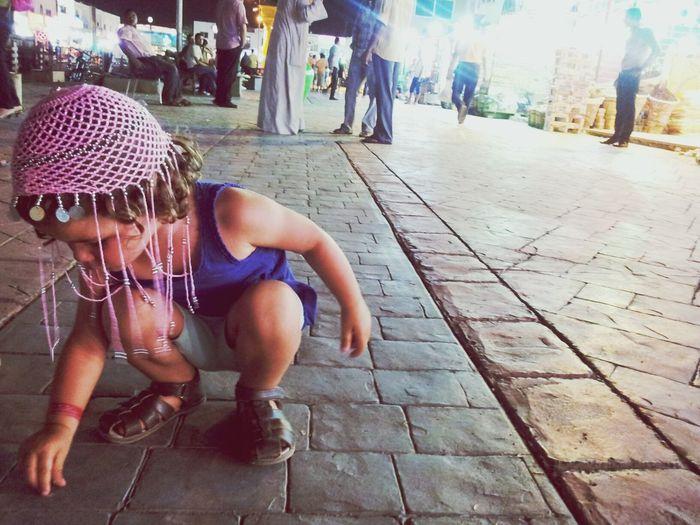 Kid on Street
