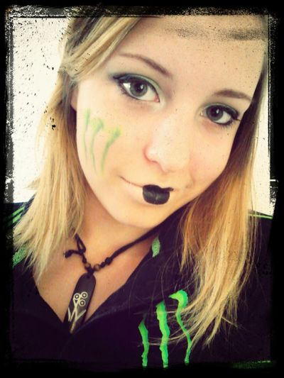 Monster Makeup ♥