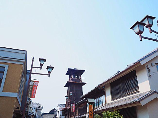 Tokinokane 時の鐘 Japan Photography Japanese Landscape Japanese Culture Japanese Style Japanese Architecture 小旅行 Short Trip 川越 KAWAGOE Koedo 小江戸 Olympus Om-d E-m10