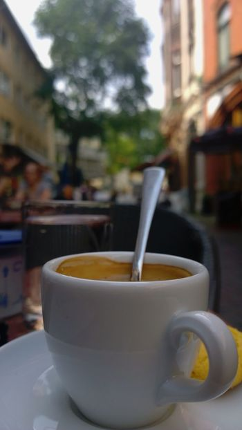 Espresso Relaxing Coffee Cafexperiment Hannover