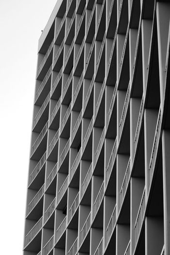 Tadaa Community Malephotographerofthemonth Texas Photographer Blackandwhite Photography Modern Window In A Row Architecture Building Exterior Built Structure Repetition Architectural Detail Emergency Exit Triangle Shape Geometric Shape Architectural Feature