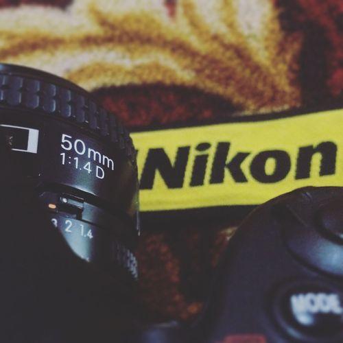 Nikon Nikkor 50mm 1.4