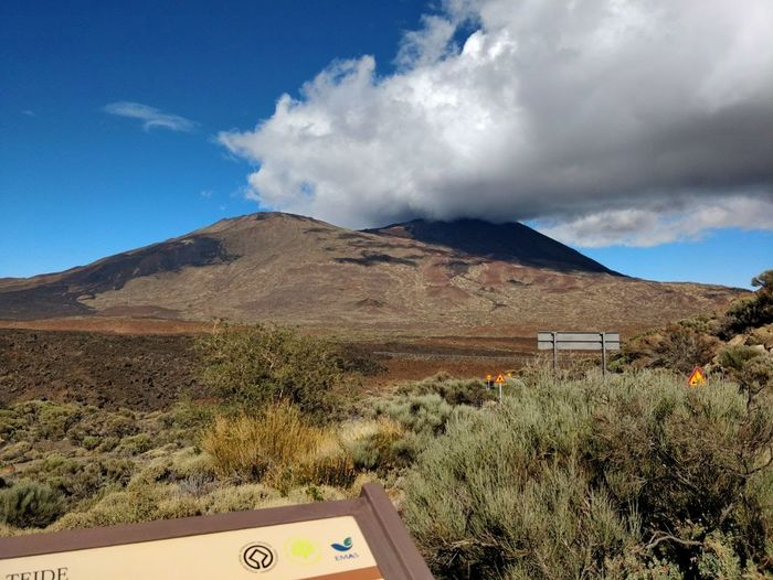 Teide Mountain