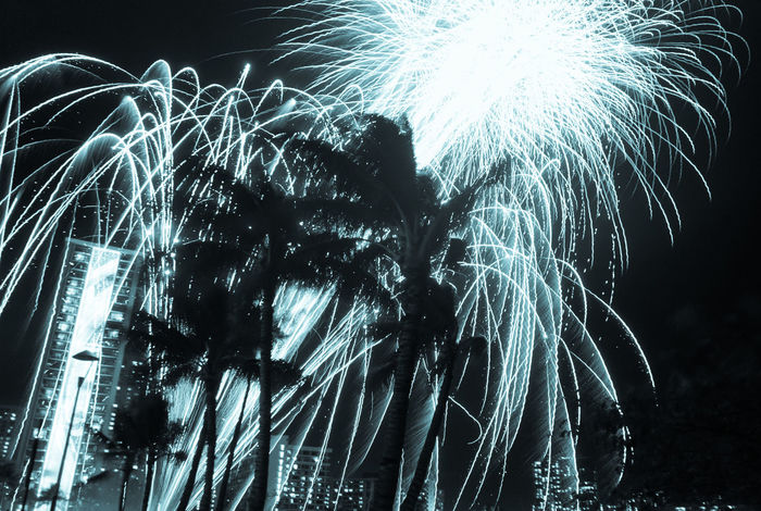 """""""In order to carry a positive action we must develop here a positive vision""""- Dalai Lama EyeEm Best Edits Lucky We Live Hawaii Nightphotography EyeEm Best Shots City Skyline EyeEm Best Shots - Black + White Fireworks Honolulu, Hawaii Skyline Night Lights"""