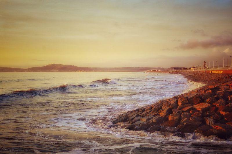 Swansea Bay In