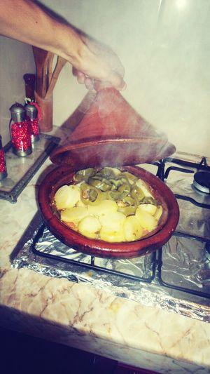Tajiiiine  Of Morocco :P im not a good cooker ↑↓