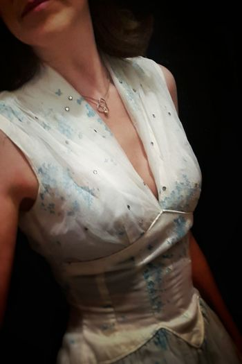 Vintage Dress Vintage Fashion