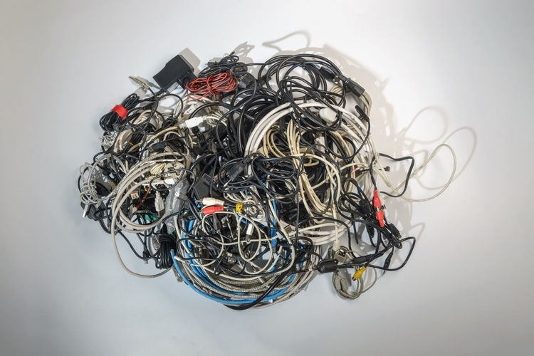 knot of cables