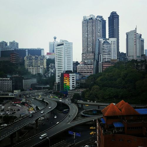 Discover Your City Chongqing Snapseed 重庆