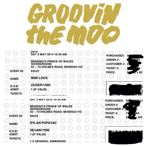 Nothing's gonna stop me from going to this, and if it does Mim can just help me ? Gtm14 Groovinthemoo Thiswillbeinteresting Getthewheelchair tookeen dprox