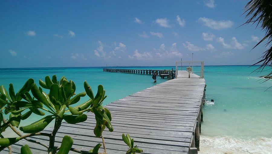 Honeymoon in Cancun, Mexico Relaxing Enjoying The Sun Sea Sunshine