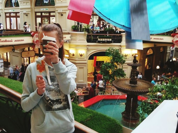 ГУМ Taking Photos Hello World Enjoying Life Me Smile Be Happy Tumblr Coffee That's Me Beauty Moscow Red Square Katya_1lee