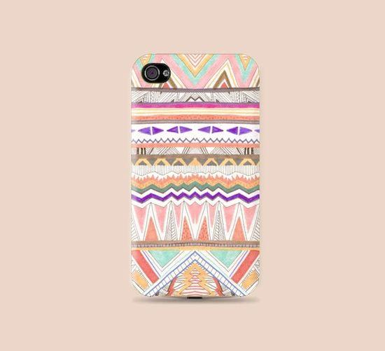 Aztec Fashion Woman Iphone Case