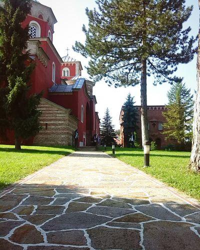 Manastir Žiča Manastir EyeEmSerbia My World 2014 Enjoying Life Serbian Beautiful Nature I Think, Life Is Good Mobilephotography Alexandracubrak