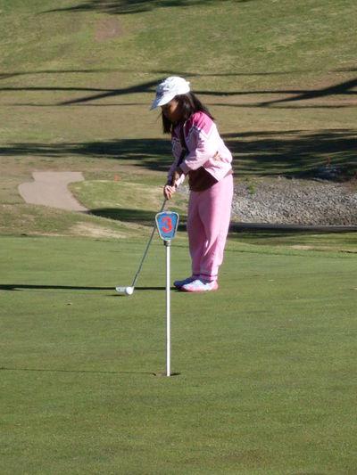Golf Golf Ball Golf Club Grass Green - Golf Course Leisure Activity Sport Weekend Activities
