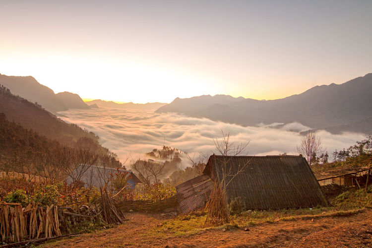 Vietnam highland Vietnam Highlands Highland In Vietnam Moutain Moutainscape