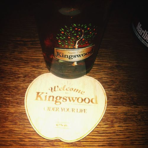 Kingswood Cider Party