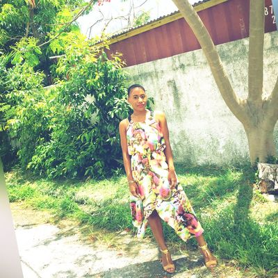 Ineedtotakebetterpictures Floral Blackgirlislandstyle Blackgirlislandfashionista Islandlife