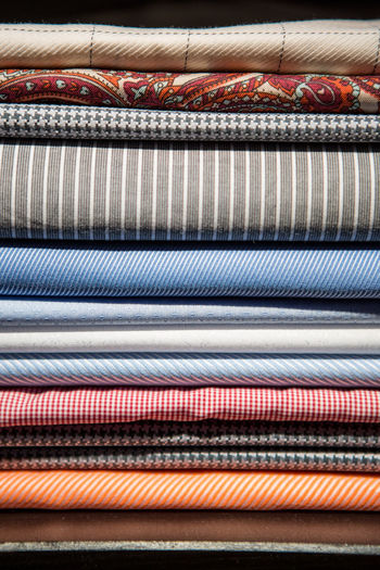 Pattern Backgrounds No People Multi Colored Textile Close-up Textured  Art And Craft Choice Striped Blue Variation Design Creativity Industry Abstract Ornate Fabric Fabrics Fabric Detail Textiles Textile Industry Clothing Cloth Clothes